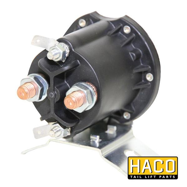 Starter solenoid 24V Trombetta to suit 4696-325-4 , Haco Tail Lift Parts - HACO, Nationwide Trailer Parts Ltd