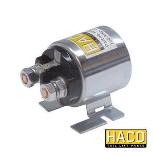 Starter solenoid 24V 150 Amp. HACO to suit E0058 , Haco Tail Lift Parts - Dhollandia, Nationwide Trailer Parts Ltd