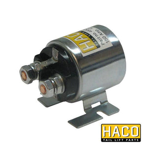 Starter solenoid 12V 150 Amp. HACO to suit E0059 , Haco Tail Lift Parts - Dhollandia, Nationwide Trailer Parts Ltd