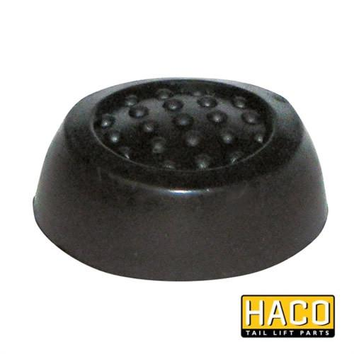 Rubber for pushbutton HACO to Suit Zepro 31136