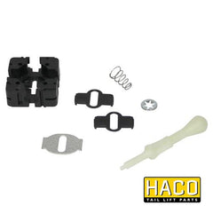 Joystick set >2010 Dhollandia to suit E2049.S & E2028 , Haco Tail Lift Parts - HACO, Nationwide Trailer Parts Ltd