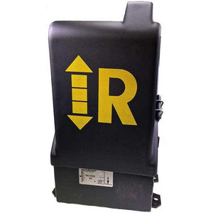 Small V Pack Simple Handpump 12V , Ratcliff Tail Lift Parts - Ratcliff, Nationwide Trailer Parts Ltd - 1