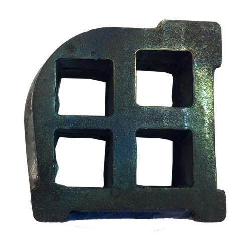 "Fixed Torsion Block - 4 x 5/8"" , Ross & Bonnyman Parts - R&B, Nationwide Trailer Parts Ltd"