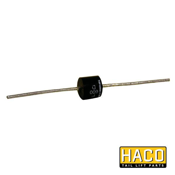 Diode 6 Amp. HACO to suit 2780-001-2