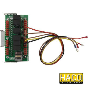 Printed Circuit Board S to suit Bar Cargo 101119971 , Haco Tail Lift Parts - Bar Cargolift, Nationwide Trailer Parts Ltd