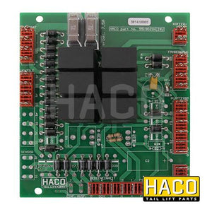 Printed Circuit Board S to suit Bar Cargo 101125284 , Haco Tail Lift Parts - Bar Cargolift, Nationwide Trailer Parts Ltd