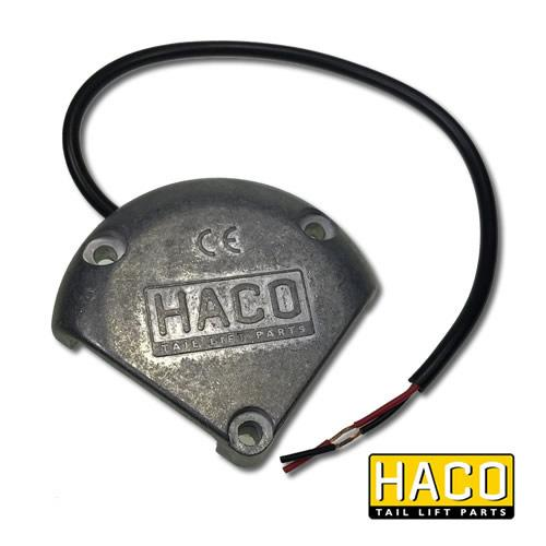 Flashing Light 12V/24V LED HACO