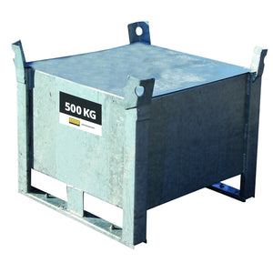 Test Weight 500kgs **Includes Delivery**