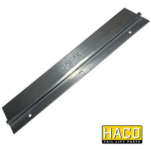 Flag Fixing Strip HACO to suit Bar Cargo 101111584 , Haco Tail Lift Parts - Bar Cargolift, Nationwide Trailer Parts Ltd