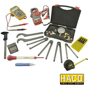 Tail Lift Engineers Toolkit HACO