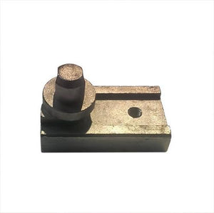 TLE SLIDE BLOCK - O/S - CAST STL , Ross & Bonnyman Parts - R&B, Nationwide Trailer Parts Ltd