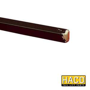 "Torsion Bar 7/16"" (White) HACO to suit 5562 , Haco Tail Lift Parts - HACO, Nationwide Trailer Parts Ltd"