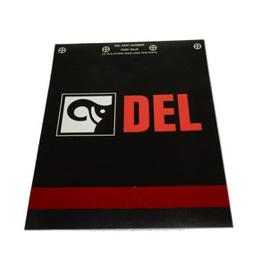 Tailift Warning Flag , Del Tail Lift Parts - Del, Nationwide Trailer Parts Ltd