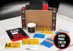 DEL Column Lift Service Kit