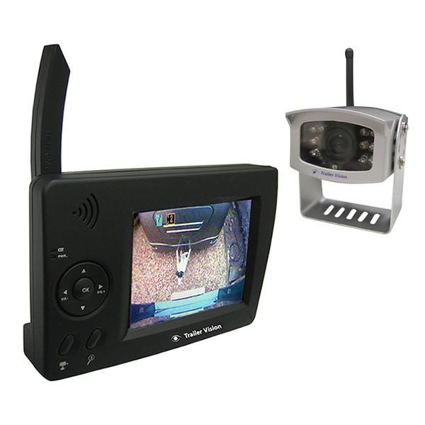 "Digi-View Wireless Reversing Camera System (1 camera + 1 x 3.5"" LCD Monitor) , Wireless Reversing Cameras - Nationwide Trailer Parts, Nationwide Trailer Parts Ltd"