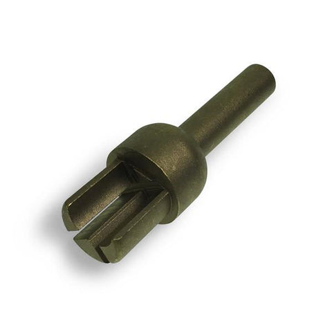 Brass Top Adaptor with Locating Pin for 34mm Curtain Poles , Curtain Poles & Adaptors - Nationwide Trailer Parts, Nationwide Trailer Parts Ltd - 1