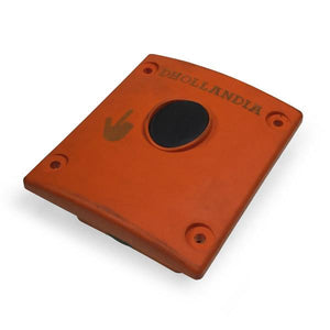Single Button Control Box (Empty) , Dhollandia Tail Lift Parts - Dhollandia, Nationwide Trailer Parts Ltd - 1