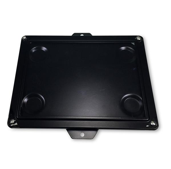 MOT Plate Holder Heavy Duty (old style) , Licence & MOT Plate Holders - Nationwide Trailer Parts, Nationwide Trailer Parts Ltd