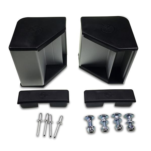 Pedestrian End Rail Kits (Single) , Sideguard Systems - Nationwide Trailer Parts, Nationwide Trailer Parts Ltd - 1