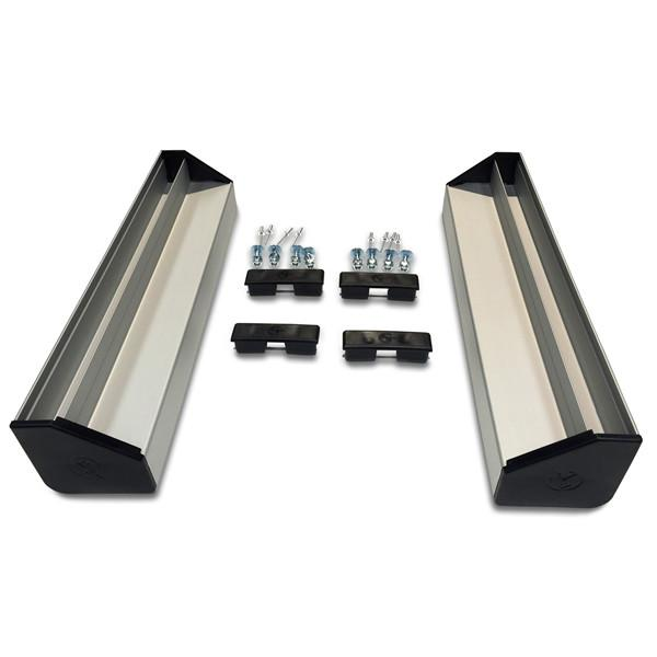 Pedestrian End Rail Kits (Double) , Sideguard Systems - Nationwide Trailer Parts, Nationwide Trailer Parts Ltd - 1