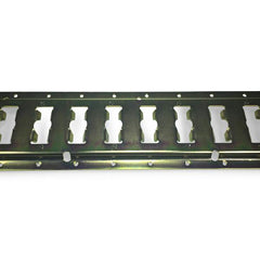 Zinc Plated Universal E-Track , Load Restraint Track - Nationwide Trailer Parts, Nationwide Trailer Parts Ltd - 1