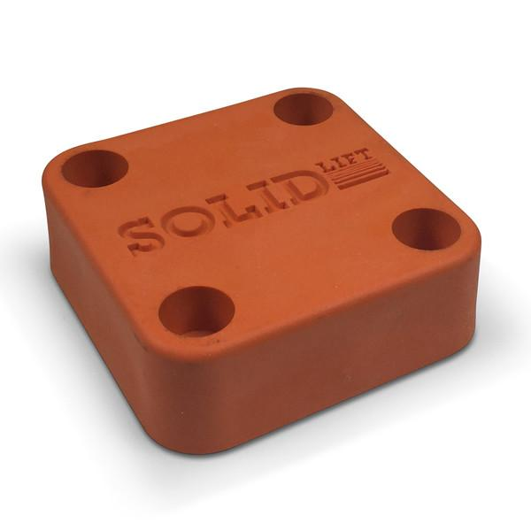 Platform Protection Block 30mm (Orange) , Dhollandia Tail Lift Parts - Dhollandia, Nationwide Trailer Parts Ltd
