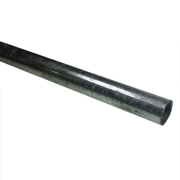 27mm Galvanised Curtain Pole