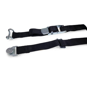 Internal Cargo Strap 4.5m with Net Hanger and Rave Hook