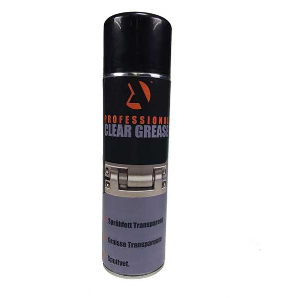Clear Lithium grease 500ml