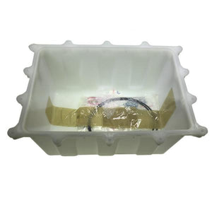 Plastic Oil Tank (includes Seal and Screws) , Ross & Bonnyman Parts - R&B, Nationwide Trailer Parts Ltd