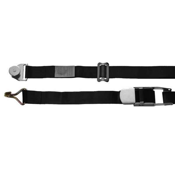 Internal Cargo Strap 4.5m with Net Hanger and Claw Hook