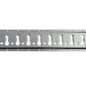 Zinc Plated Universal E-Track Heavy Duty , Load Restraint Track - Nationwide Trailer Parts, Nationwide Trailer Parts Ltd