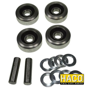 HACO Runner Roller Kit to suit R & B 440-24560-00 , **SPECIAL OFFERS** - Haco, Nationwide Trailer Parts Ltd - 1