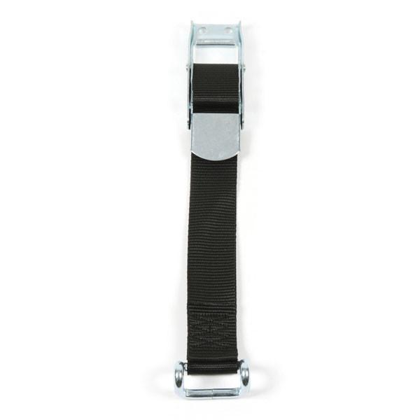 Galvanised Overcentre Buckle Assembly with Strap