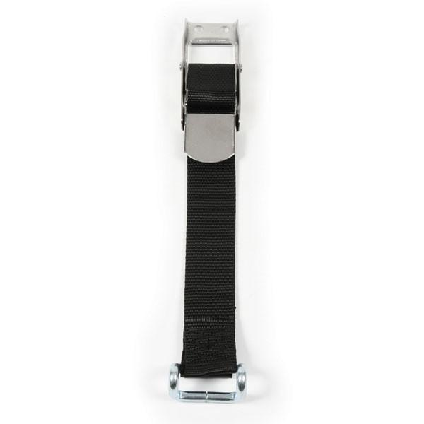 Stainless Steel Overcentre Buckle Assembly with Strap