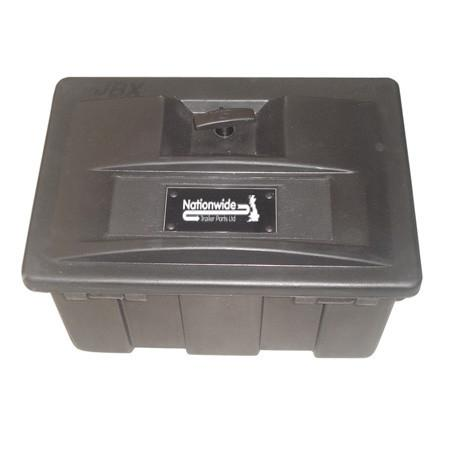 Heavy Duty Plastic Toolbox , Toolboxes - Nationwide Trailer Parts, Nationwide Trailer Parts Ltd