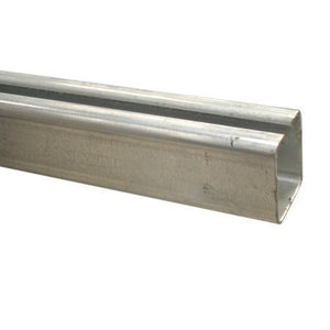 Steel Curtain Track - 3 Metres , Curtain Side Parts - Nationwide Trailer Parts, Nationwide Trailer Parts Ltd - 1