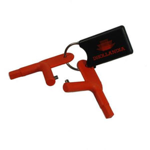 Dhollandia Tail Lift Keys , Dhollandia Tail Lift Parts - Dhollandia, Nationwide Trailer Parts Ltd