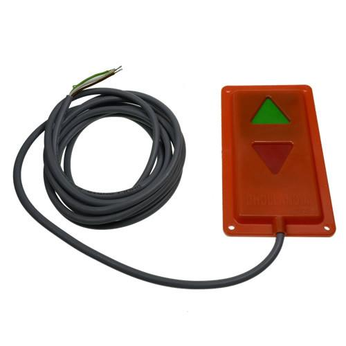 Interior Flat Control - 2 Button , **SPECIAL OFFERS** - Dhollandia, Nationwide Trailer Parts Ltd - 1