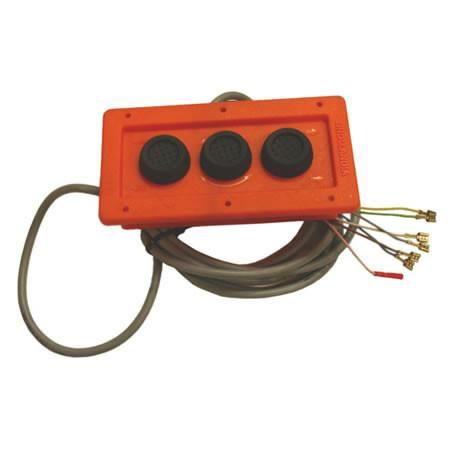 Three Button External Control (Mech) , Dhollandia Tail Lift Parts - Dhollandia, Nationwide Trailer Parts Ltd