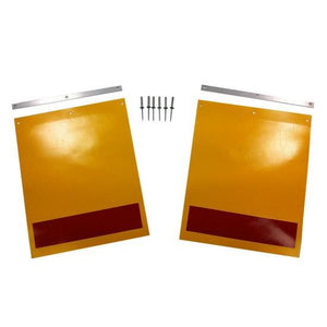 Flag Kit Blank (pair) , Tail Lift Parts - R&B, Nationwide Trailer Parts Ltd
