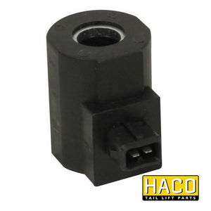 24 Volt Coil HACO to Suit Zepro 21623 , Haco Tail Lift Parts - HACO, Nationwide Trailer Parts Ltd