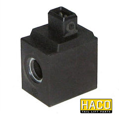 Haco Coil 24 volt to suit Zepro 21662 , Haco Tail Lift Parts - HACO, Nationwide Trailer Parts Ltd