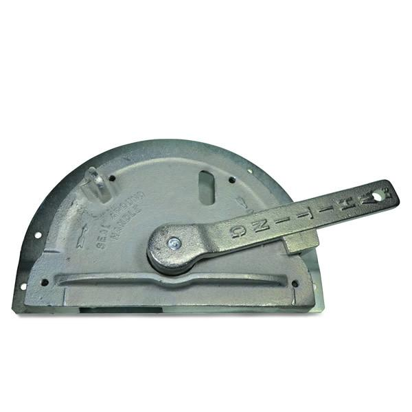 Lock 75-10 Assy Surface Mounted , Whiting Shutter Door Parts - Whiting, Nationwide Trailer Parts Ltd