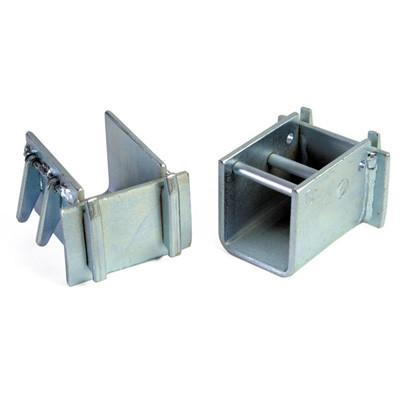 Load Bar Cups - E-Track (pair) 50mm, Heavy Duty Load Bars & Cups - Nationwide Trailer Parts, Nationwide Trailer Parts Ltd
