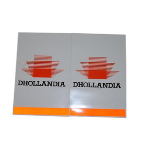 Dhollandia Set Platform Flag ECO Red , Dhollandia Tail Lift Parts - Dhollandia, Nationwide Trailer Parts Ltd