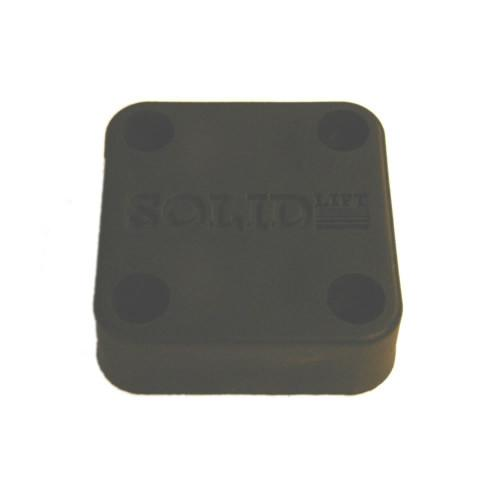 Platform Protection Block 30mm (Black) , Dhollandia Tail Lift Parts - Dhollandia, Nationwide Trailer Parts Ltd