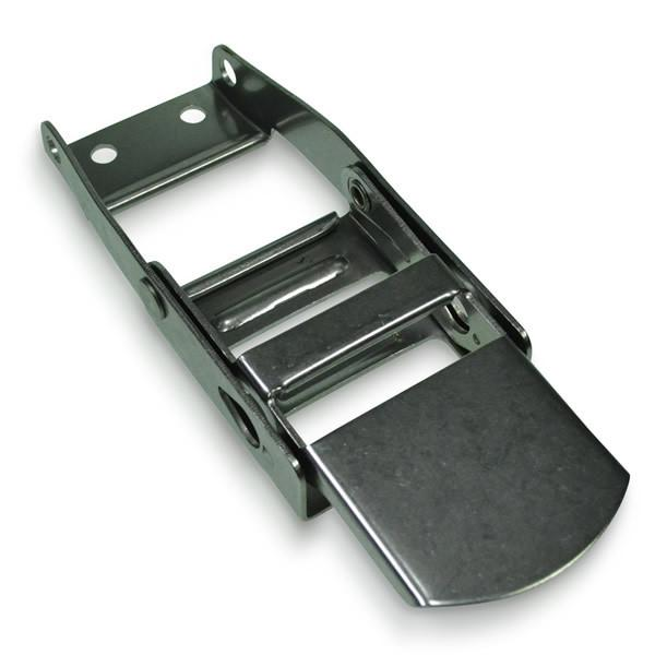 Stainless Steel Over Centre Buckle , Curtain Side Buckles & Straps - Nationwide Trailer Parts, Nationwide Trailer Parts Ltd