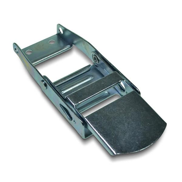 Galvanised Over Centre Buckle , Curtain Side Buckles & Straps - Nationwide Trailer Parts, Nationwide Trailer Parts Ltd