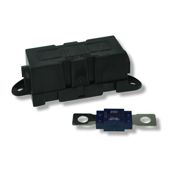 Fuse Holder & 200A Mega Fuse , Generic Tail Lift & Electrical Parts - Nationwide Trailer Parts, Nationwide Trailer Parts Ltd